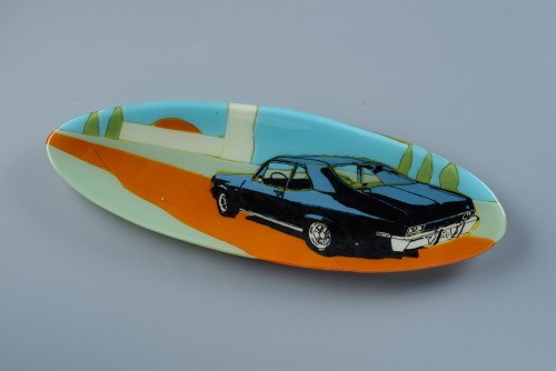 Oval Tray Chevy Nova