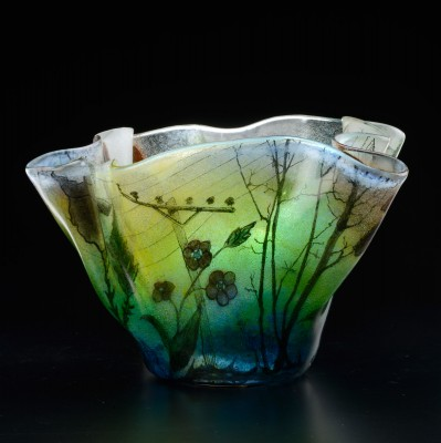 Vase on Black 6